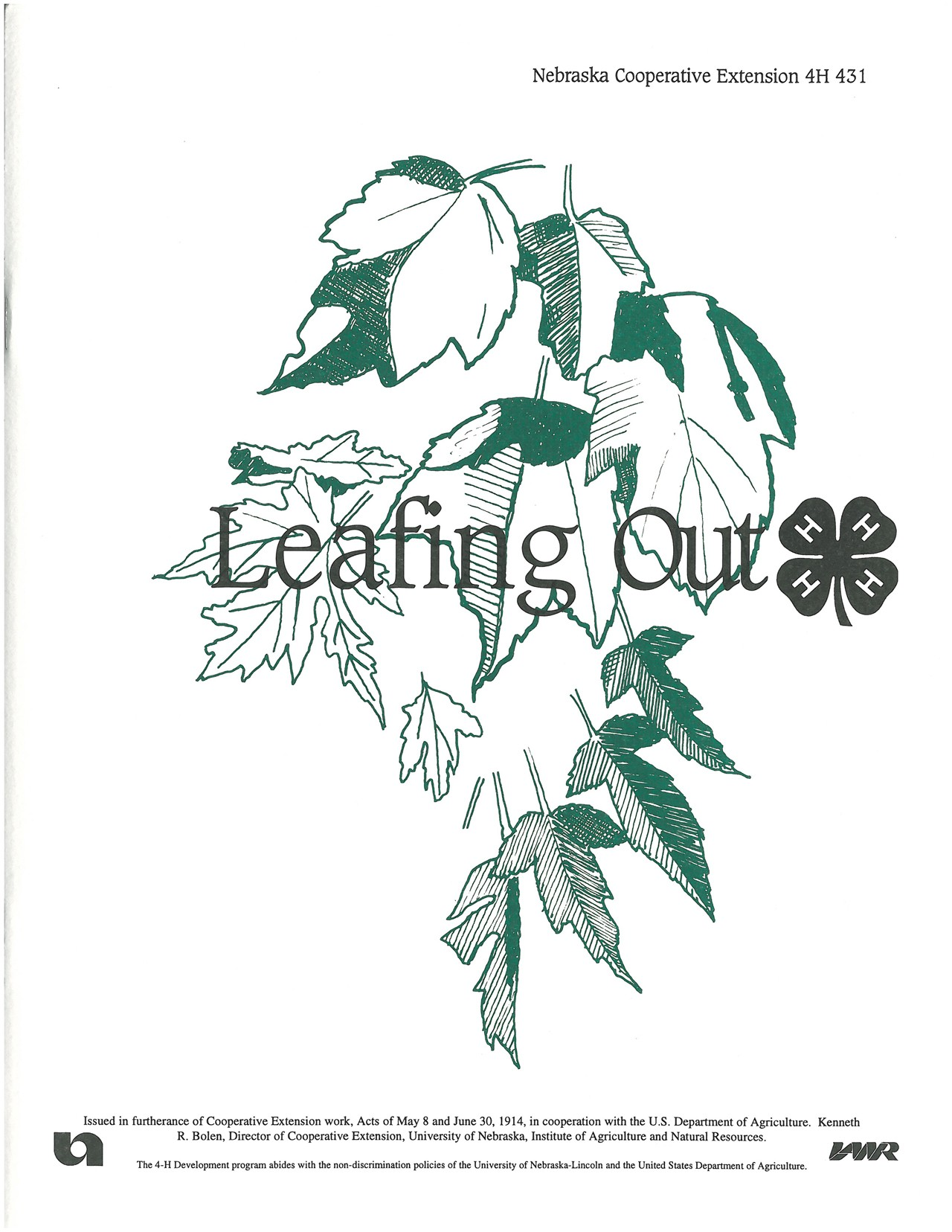 Leafing Out