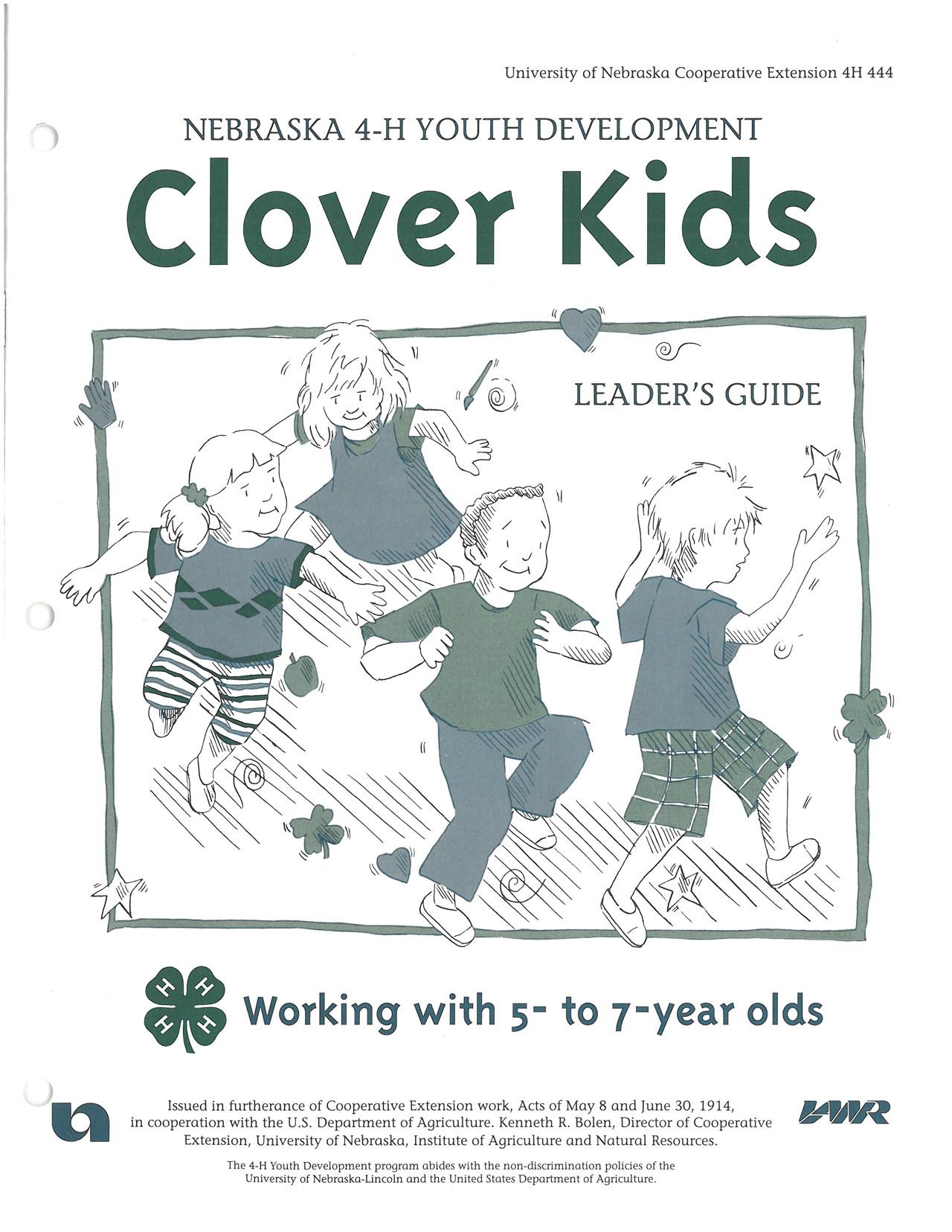 Clover Kids Leader's Guide