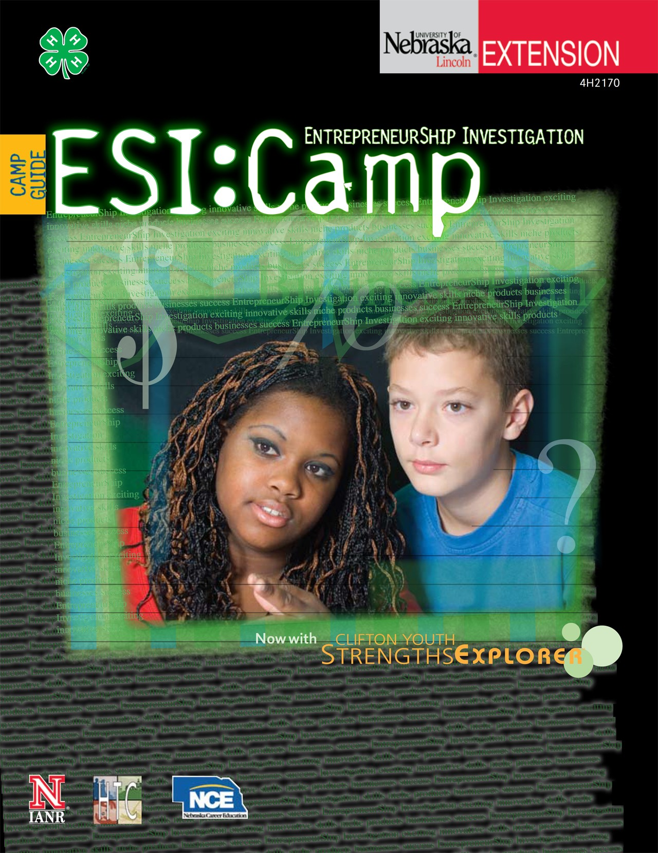 EntrepreneurShip Investigation: Camp Guide