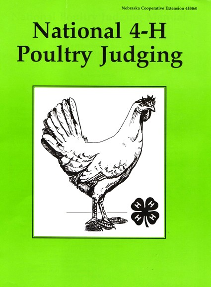 National 4-H Poultry Judging [download]