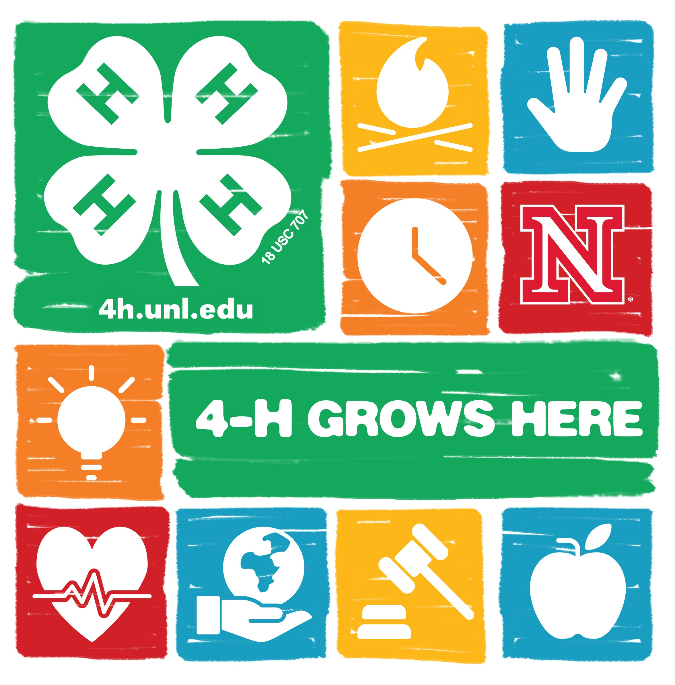 4-H Promotional Booklet