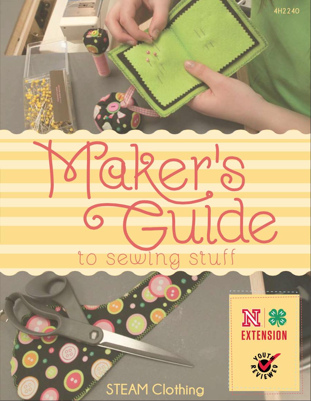 STEAM Clothing: Maker's Guide