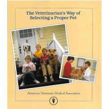 Veterinarian's Way of Selecting the Proper Pet