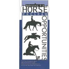 Nebraska 4-H Horse Program Opportunities