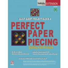 Quilt Quest Project Block 4: Perfect Paper Piecing