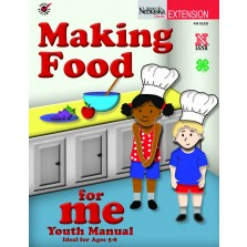 Making Food For Me - Youth Manual [Download]