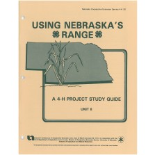 Using Nebraska Range, Unit 2