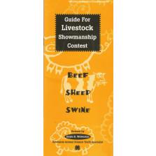 Guide for Livestock Showmanship Contest