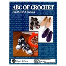 ABC of Crochet – Right Hand Version
