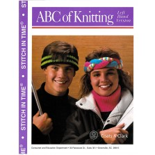 ABC of Knitting – Left Hand Version