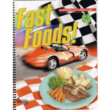 Fast Foods Manual & CD