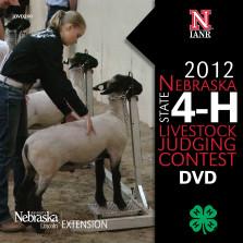 2012 Nebraska State 4-H Livestock Judging Contest