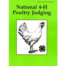 National 4-H Poultry Judging