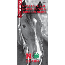 4-H Horse Show and Judging Guide