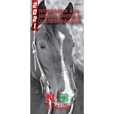 4-H Horse Show and Judging Guide [Digital]