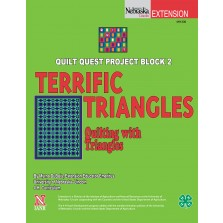 Quilt Quest Project Block 2: Terrific Triangles