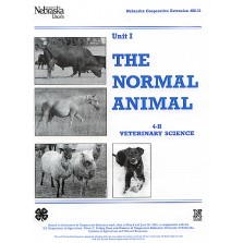 Veterinary Science 1: The Normal Animal