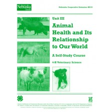 Veterinary Science 3: Animal Health and Its Relationship to our World