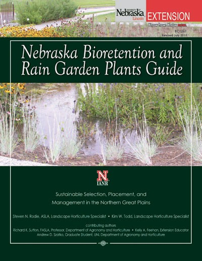 Nebraska Bioretention and Rain Garden Plants Guide