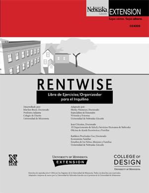 RentWise Workbook/Organizer (In Spanish)
