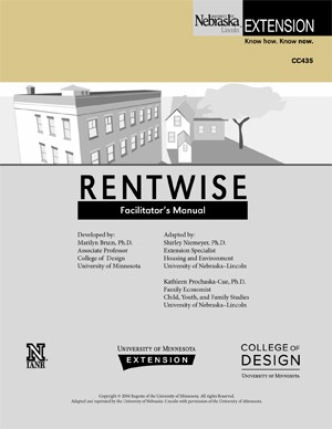 RentWise Facilitator's Manual