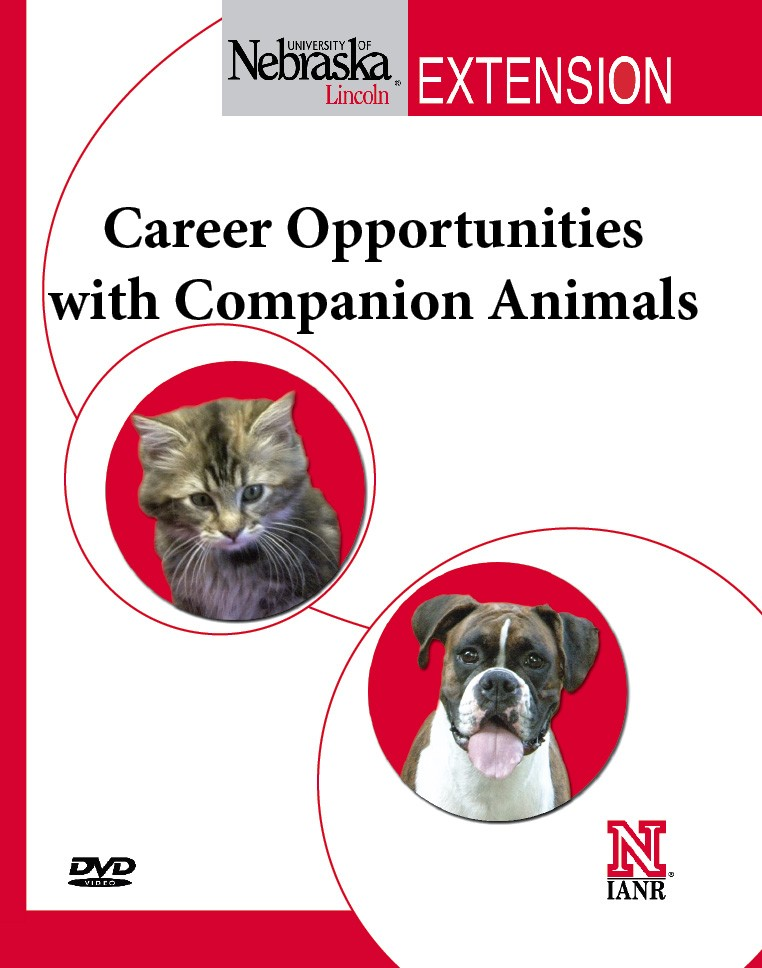 Career Opportunities with Companion Animals [DVD]