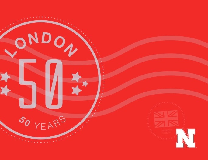 London Study Abroad 50th Anniversary book