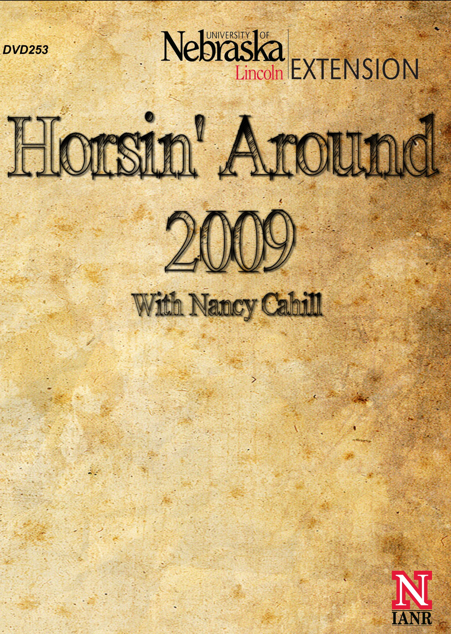 Horsin' Around 2009 [DVD]