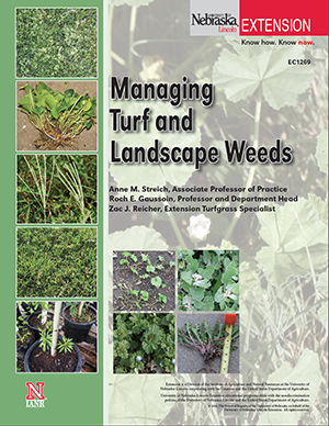 Managing Turf and Landscape Weed