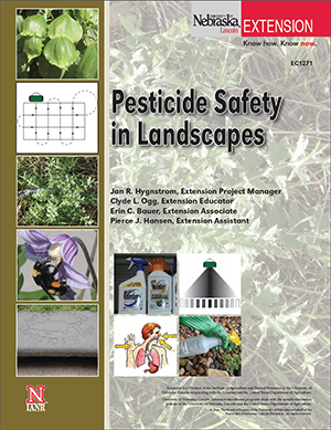 Pesticide Safety in Landscapes