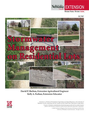 Stormwater Management on Residential Lots