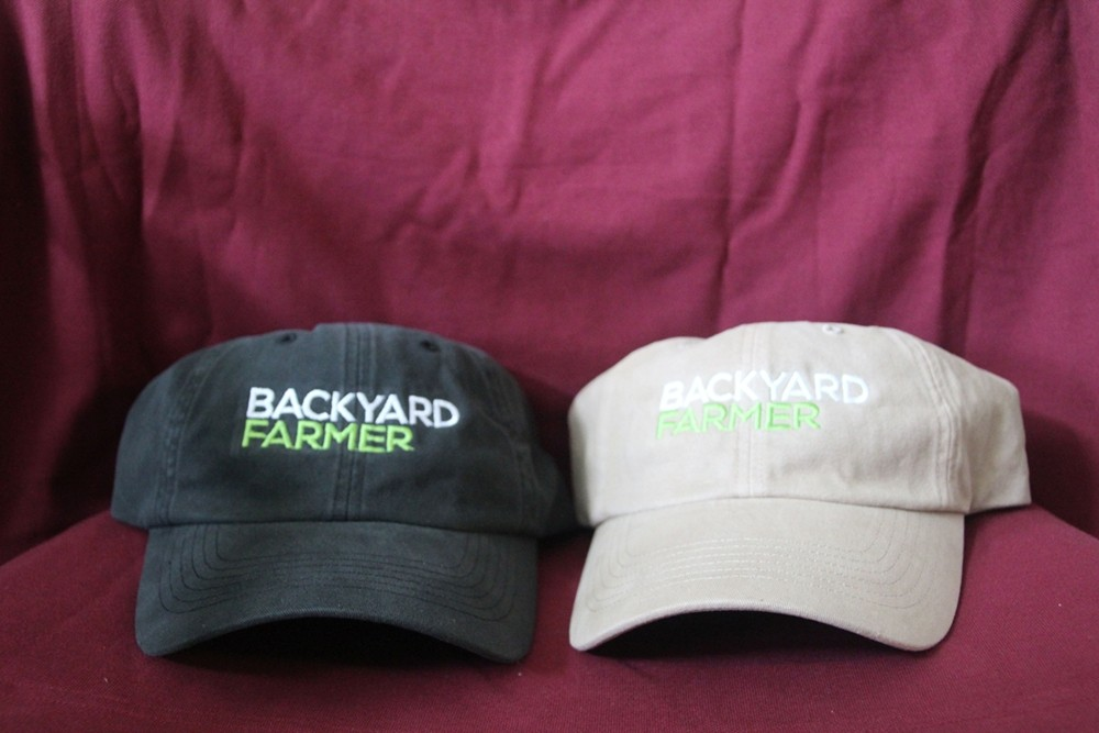 Backyard Farmer Hat