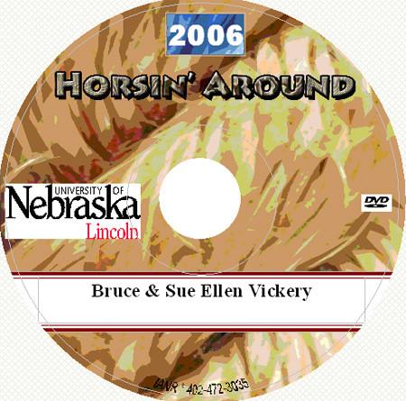 Horsin' Around 2006 [DVD]