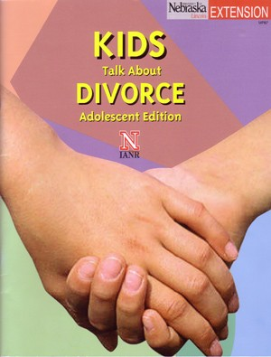 Kids Talk about Divorce - Adolescent Addition