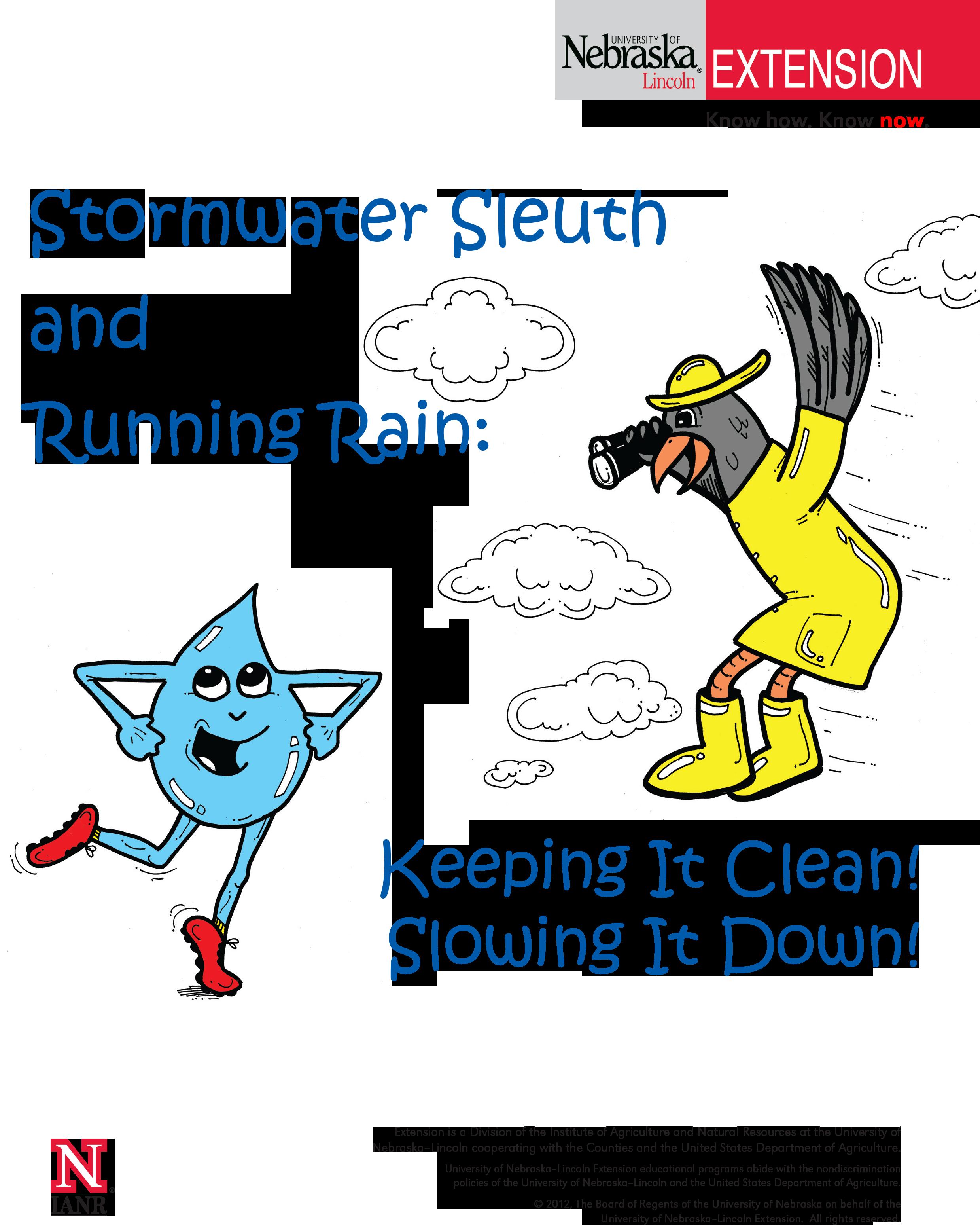 Stormwater Sleuth & Running Rain
