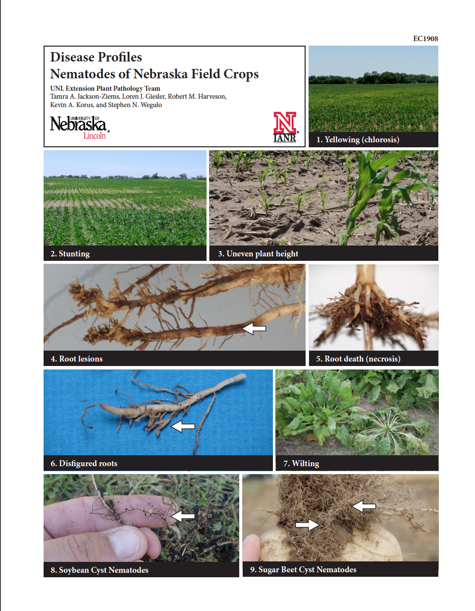 Nematodes of Nebraska Field Crops