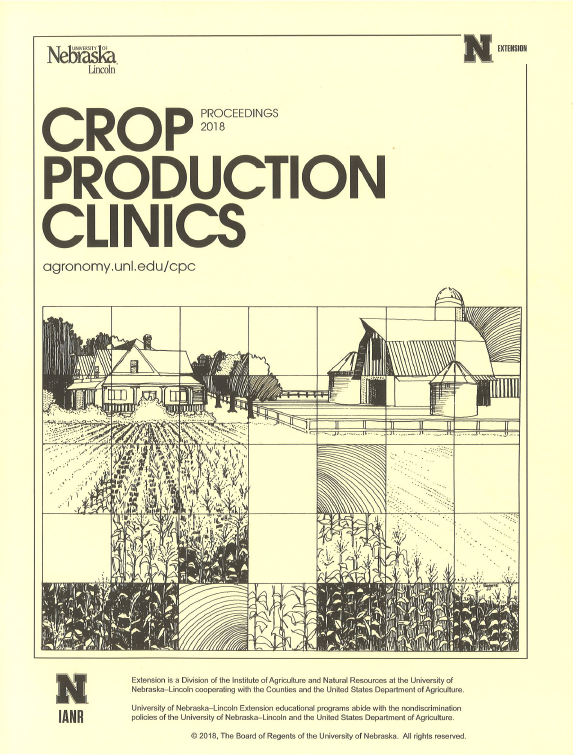 2018 Proceedings of the UNL Crop Production Clinics