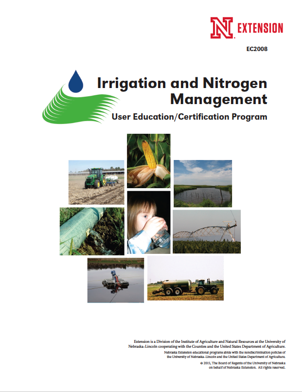 Irrigation and Nitrogen Management