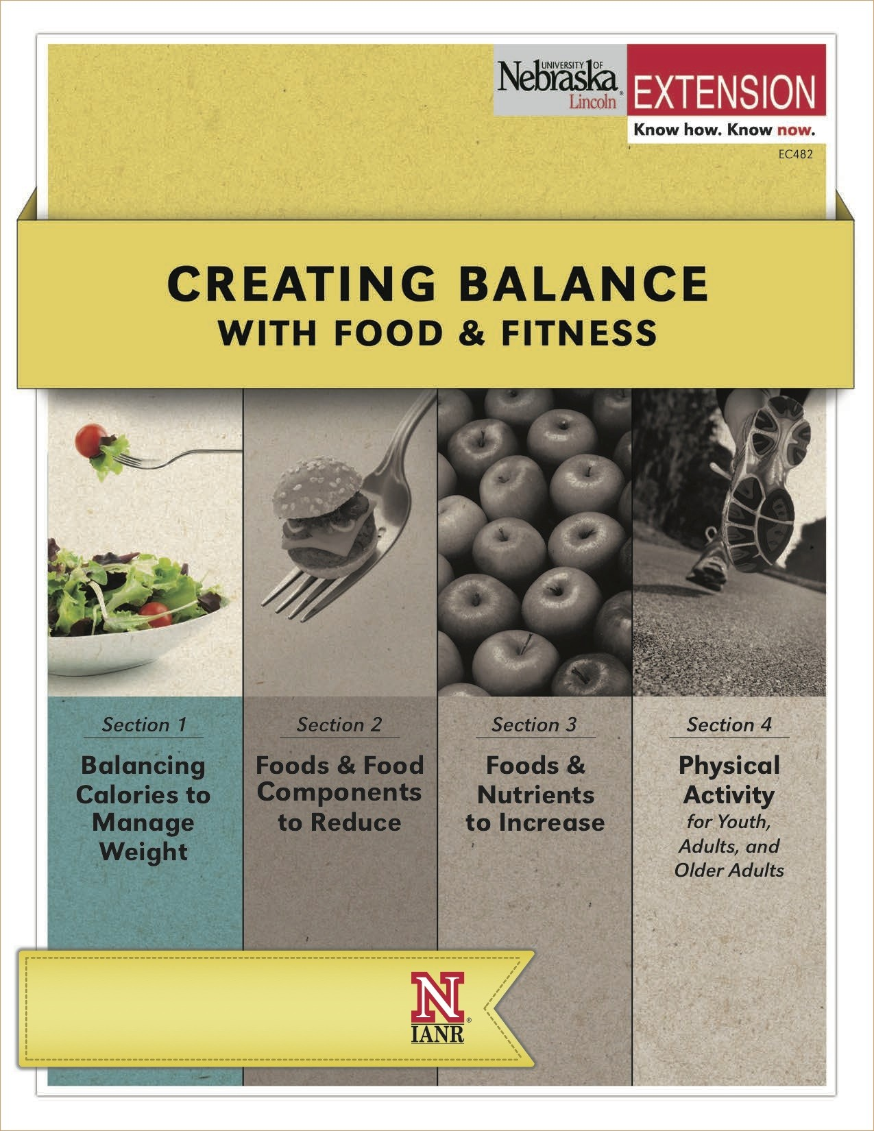 Creating Balance - Section 1