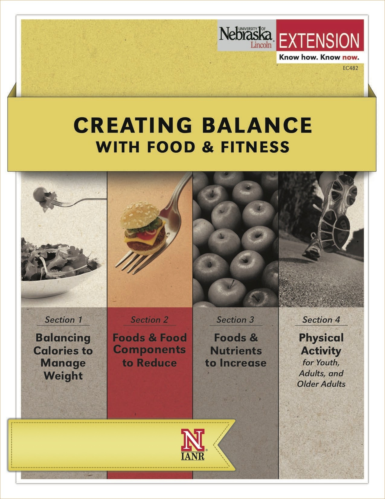 Creating Balance - Section 2