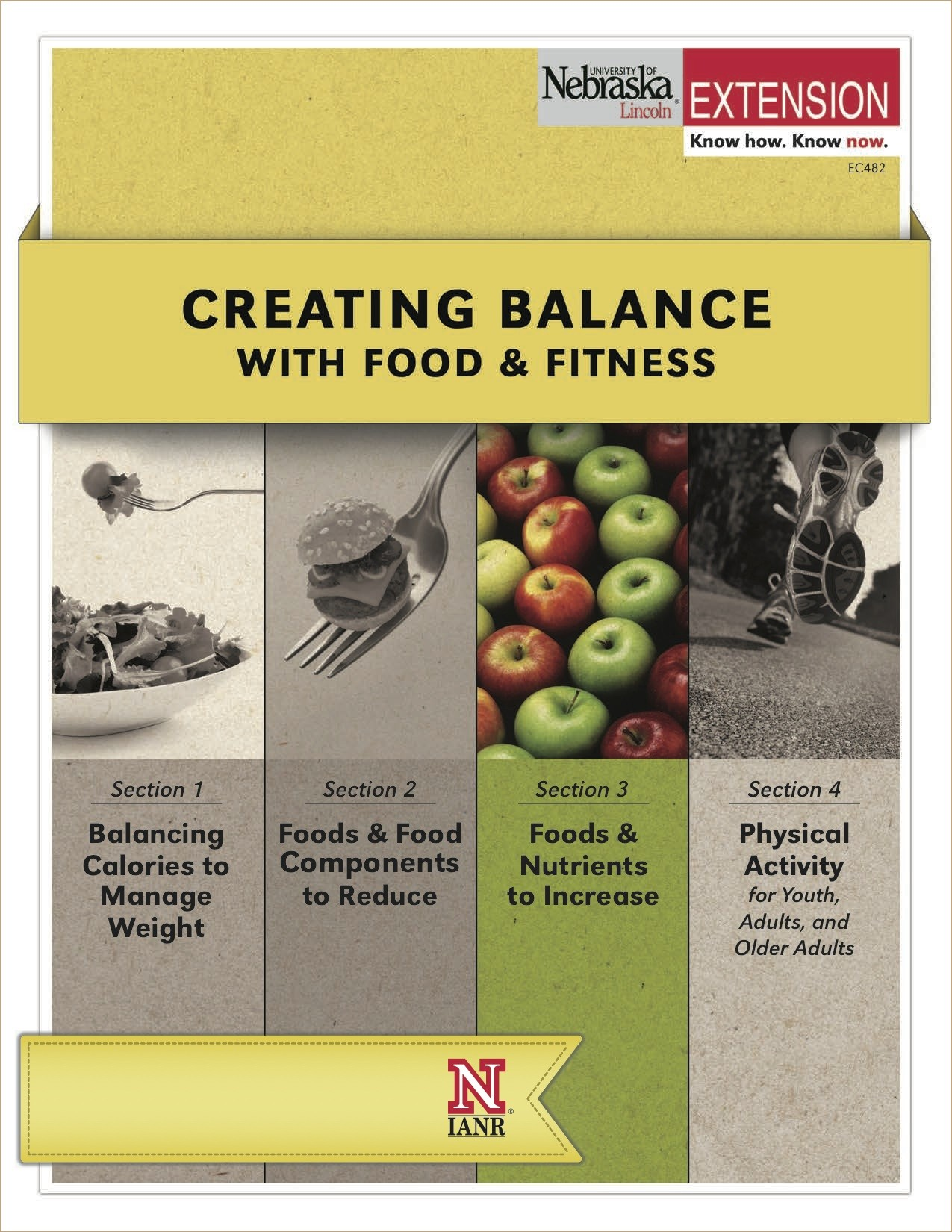 Creating Balance - Section 3