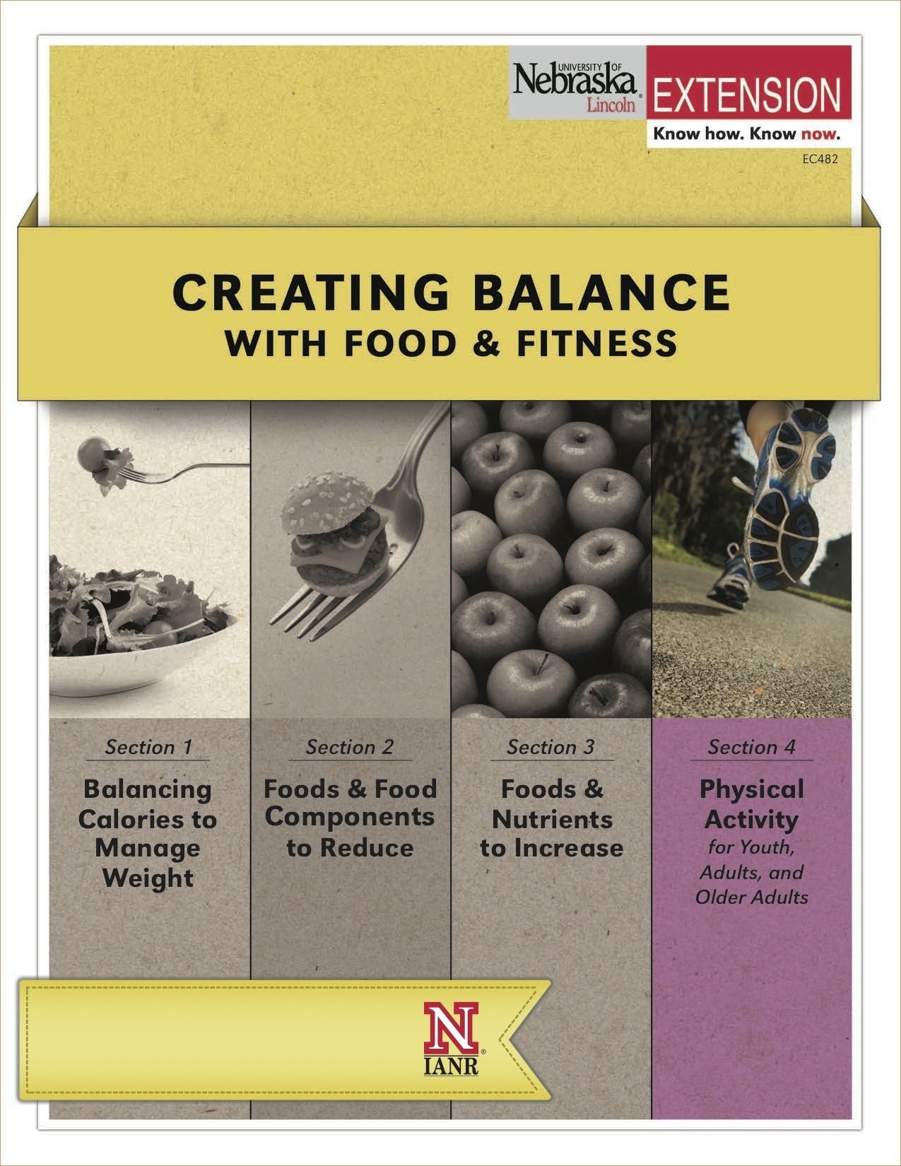 Creating Balance - Section 4
