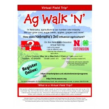 Ag Walk 'N' Across Nebraska Virtual Field Trip