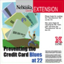 Preventing the Credit Card Blues at 22 [CD]