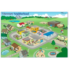 Discovery Neighborhood Mat