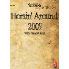 Horsin' Around 2009 [DVD]