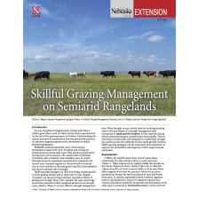 Skillful Grazing Management on Semiarid Rangelands