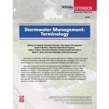 Stormwater Management: Terminology