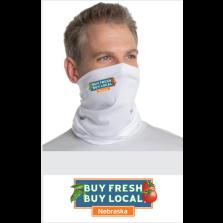 Buy Fresh Buy Local Gaiter Face Mask