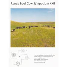 Range Beef Cow Symposium XXII